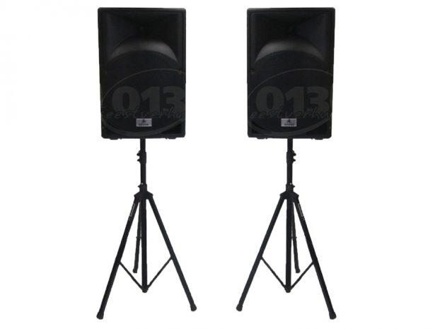 speakerset huren