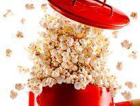 50 Porties popcorn