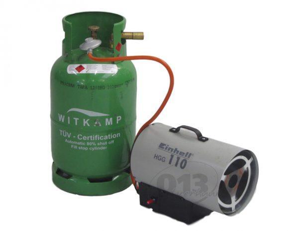 vloer gasheater huren