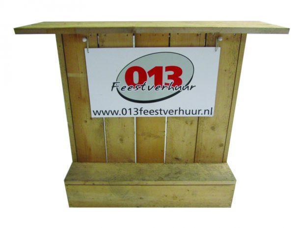 Bar (steigerhout)