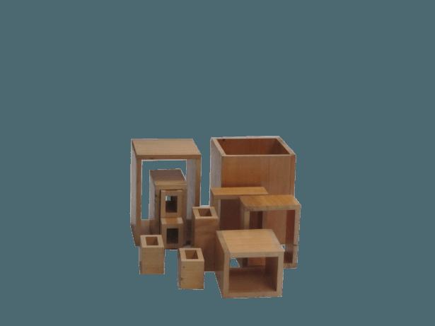 Blok puzzel XL