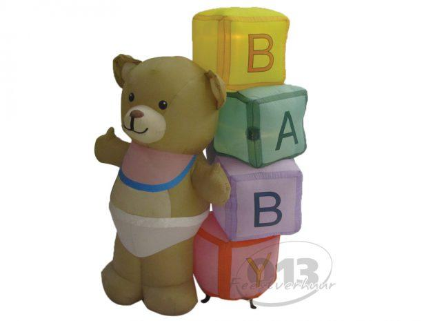 geboorte babybord opblaasbaar