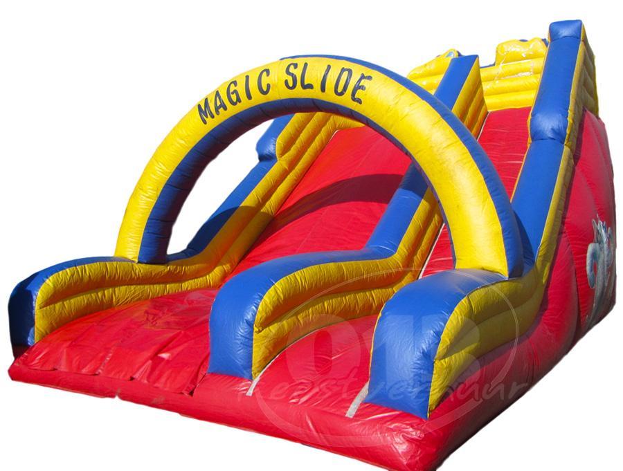 mega slide huren