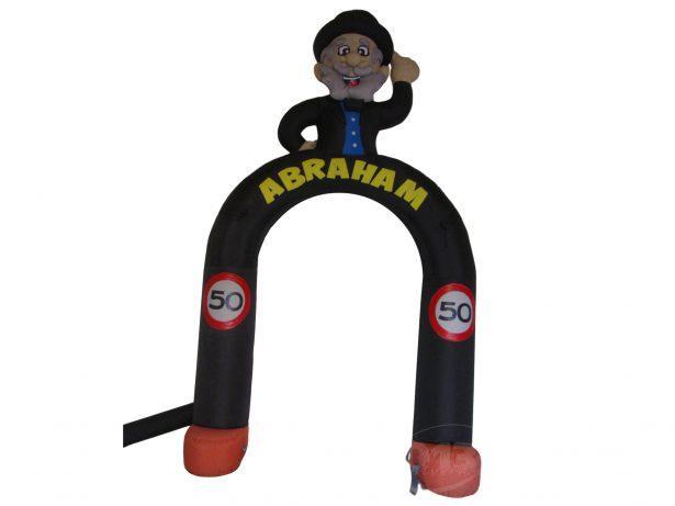 abraham feestboog huren