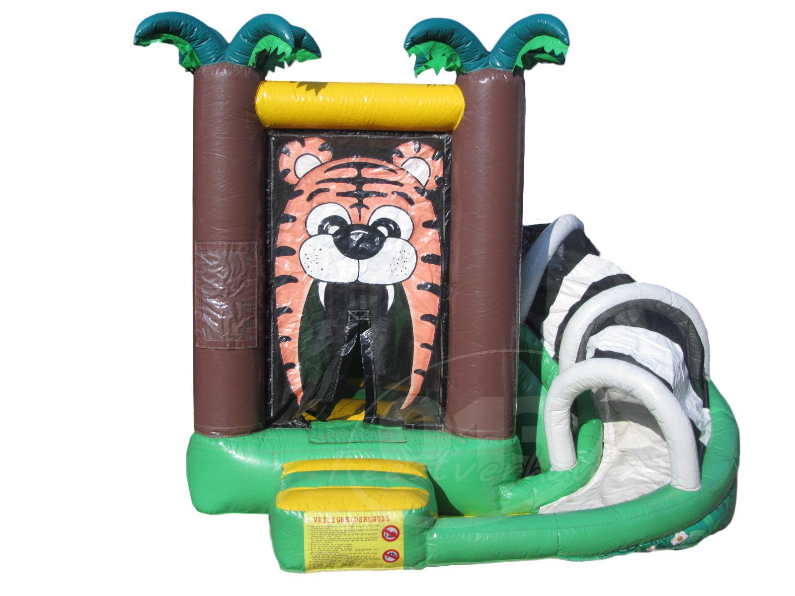 springkussen mini-slide huren